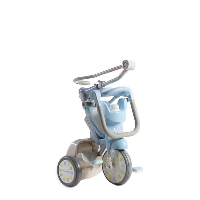 iimo x macaron Foldable Tricycle #2 - Mint Blue (Limited Edition) - TOYTAG