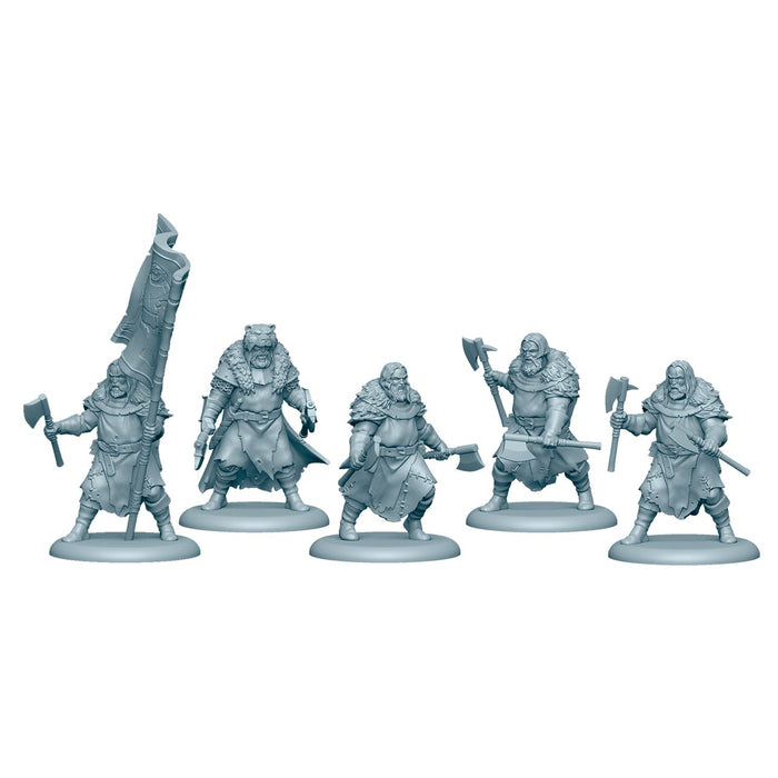 A Song of Ice and Fire: Umber Berserkers Unit Box - TOYTAG
