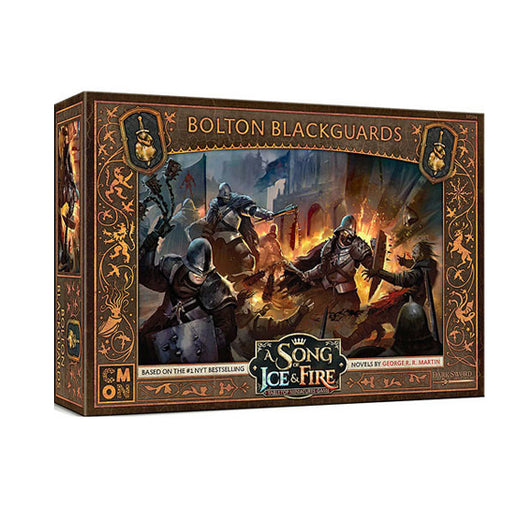 A Song of Ice and Fire : Bolton Blackguards Unit Box