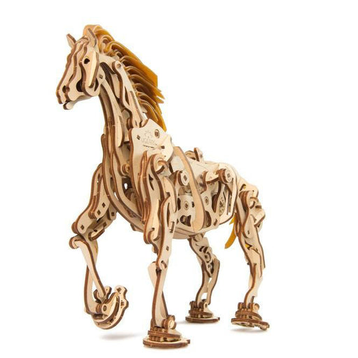 UGEARS 3D Wooden Puzzle - Horse-Mechanoid Model