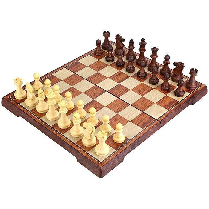 Brain Series Classic Chess Set - TOYTAG