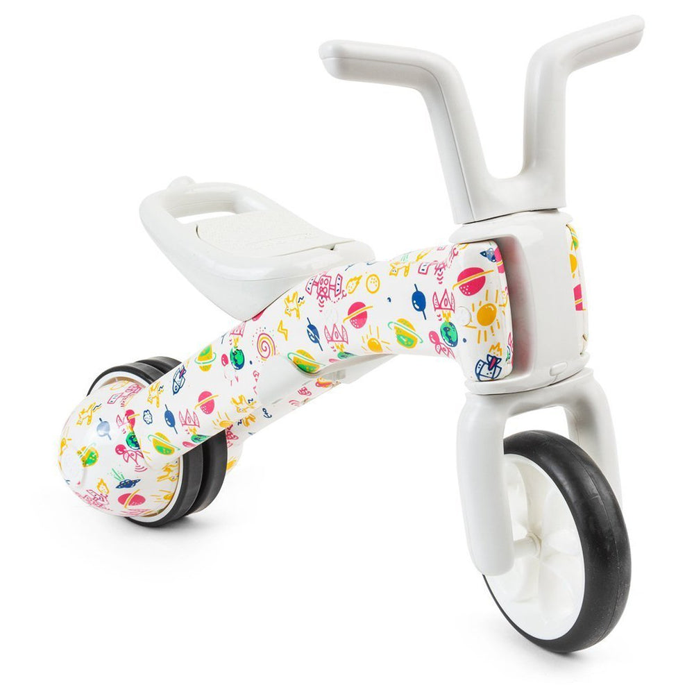 Chillafish Bunzi 2-in-1 Gradual Balance Bike FAD#04 edition (Dream of Outer Space) - TOYTAG