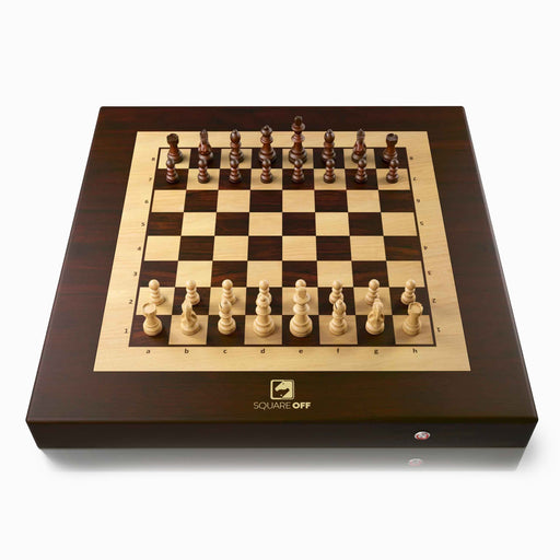 Square Off: World's Smartest Chess board
