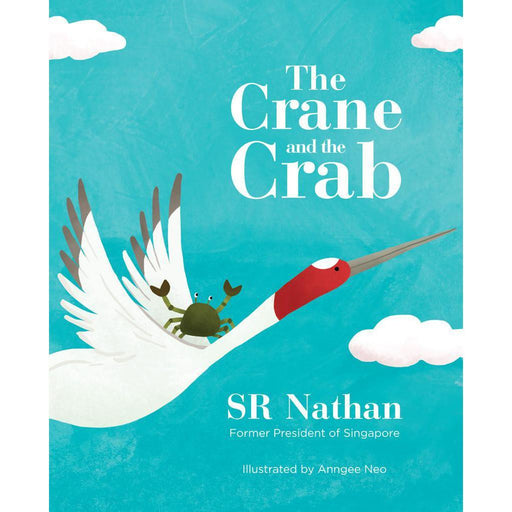 The Crane and the Crab - TOYTAG