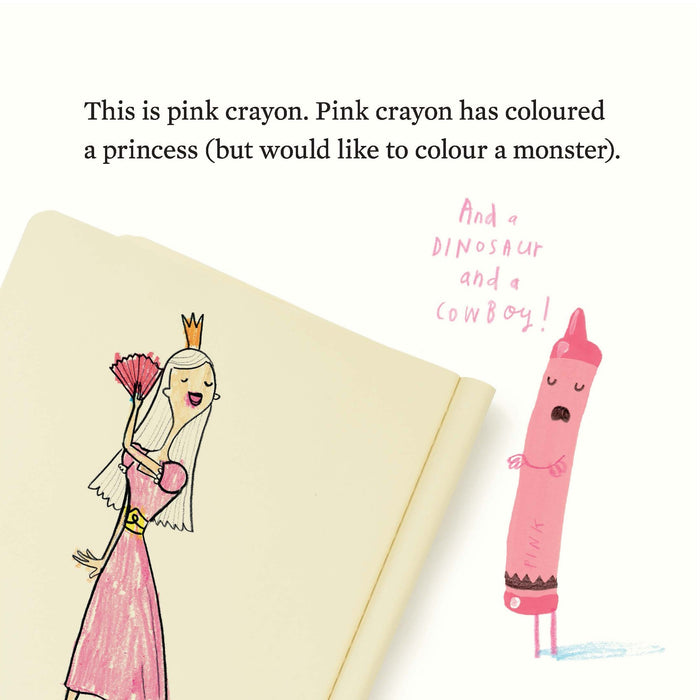 Buy The Crayons Book Of Colors Online At Toytag Singapore