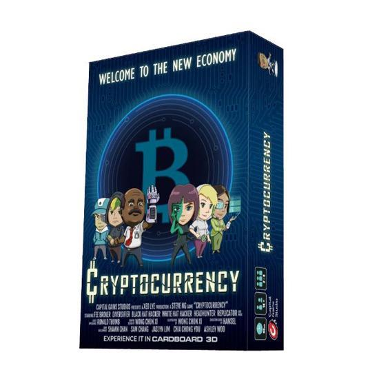 Cryptocurrency - TOYTAG