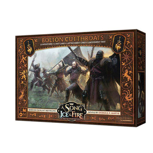 A Song of Ice and Fire: Bolton Cutthroats Unit Box