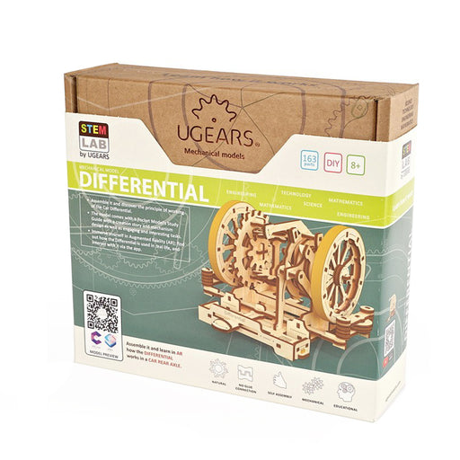 UGEARS STEM lab - Differential