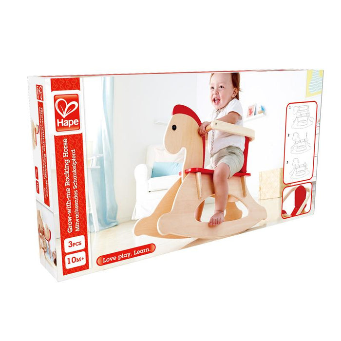 Rock and Ride Rocking Horse