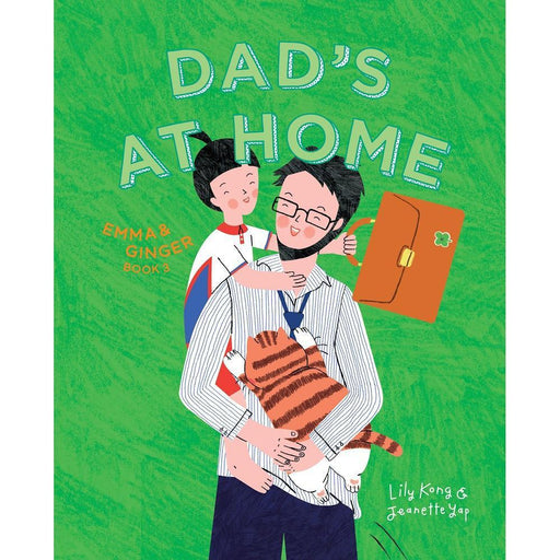 Dad's At Home (Book 3) - TOYTAG