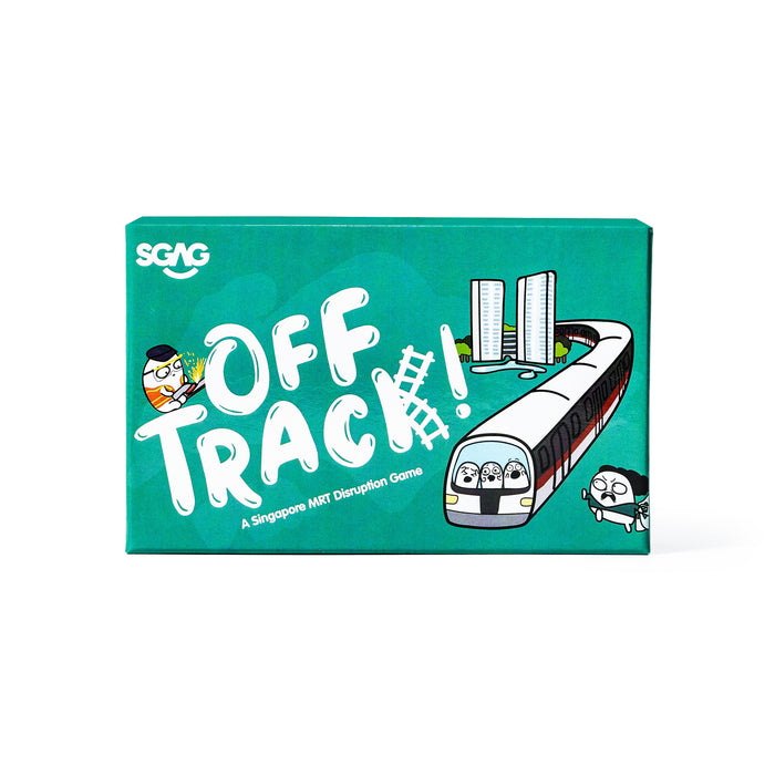 Off Track! Game