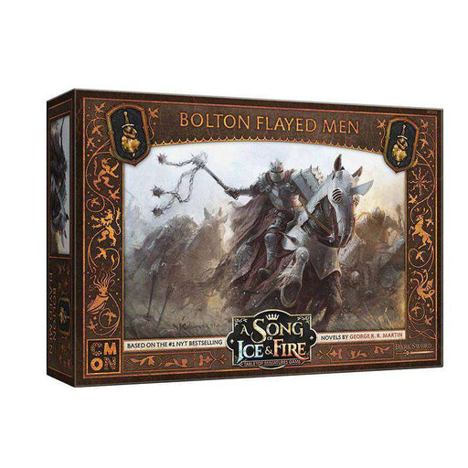 A Song of Ice and Fire: Bolton Flayed Men Unit Box