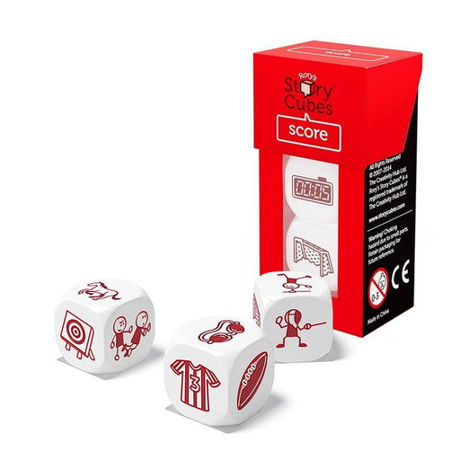 Rory's Story Cubes: Score