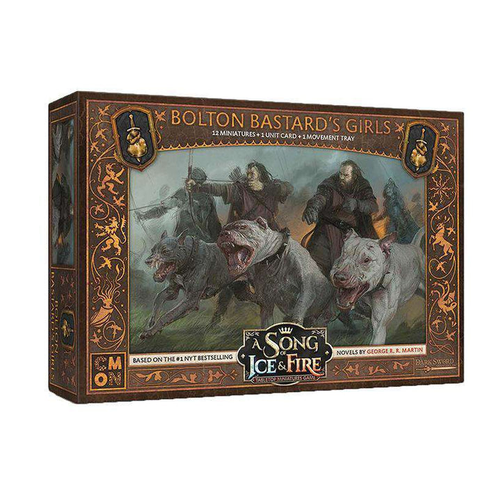 A Song of Ice and Fire: Bolton Bastard's Girls Unit Box - TOYTAG