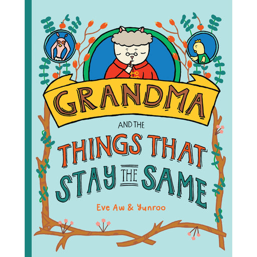 Grandma and the Things That Stay the Same - TOYTAG