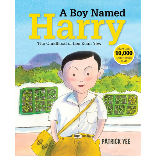 A Boy Named Harry: The Childhood of Lee Kuan Yew (Book 1) - TOYTAG