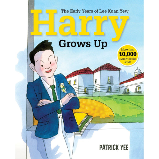 Harry Grows Up: The Early Years of Lee Kuan Yew (Book 2) - TOYTAG