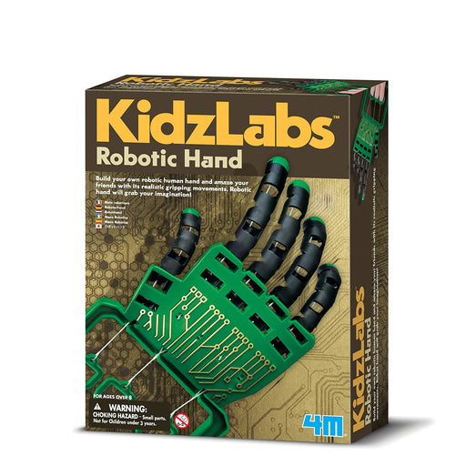 4M Kidzlabs Robotic Hand Kit