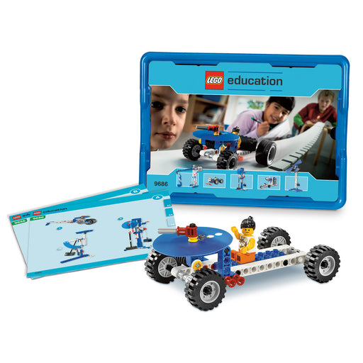 LEGO Education Simple & Powered Machine Set