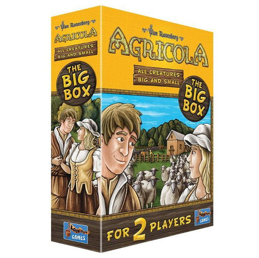 Agricola: All Creatures Big and Small - The Big Box - TOYTAG