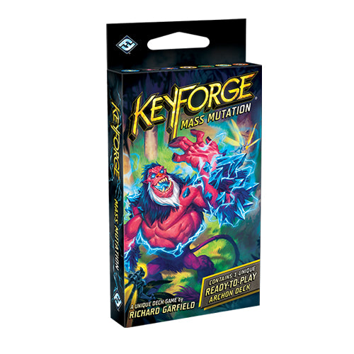 KeyForge: Mass Mutation Decks