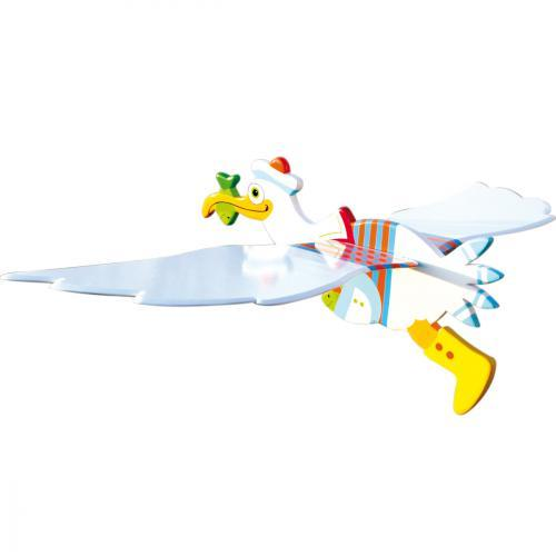 Mobile Volant: Jacob the Fisher-bird - TOYTAG
