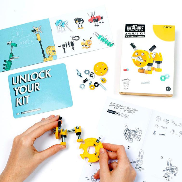 OFFBITS Animal Kit – PuppyBit