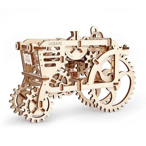 UGEARS 3D Wooden Puzzle - Tractor