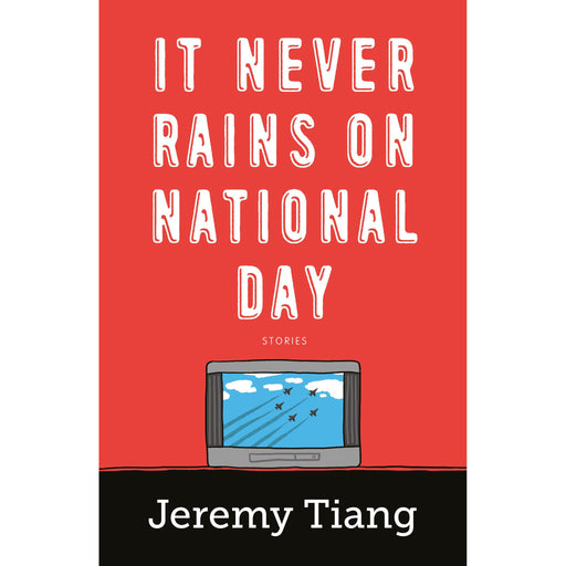 It Never Rains on National Day - TOYTAG