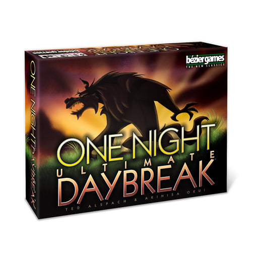 Ultimate Werewolf: One Night Daybreak
