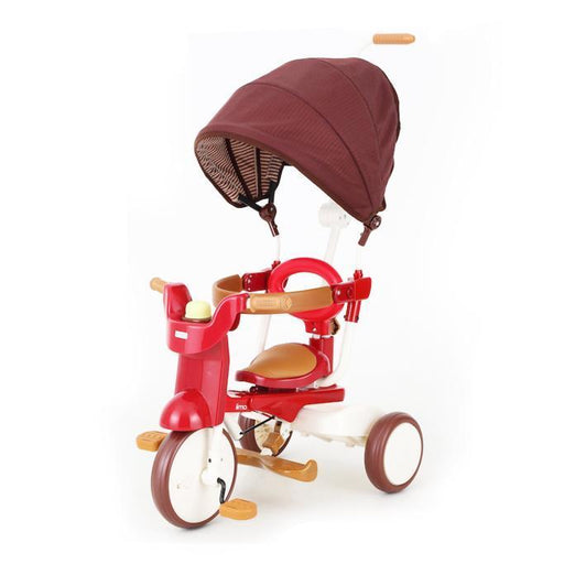 iimo Foldable Tricycle #02 Type SS - Eternity Red - TOYTAG