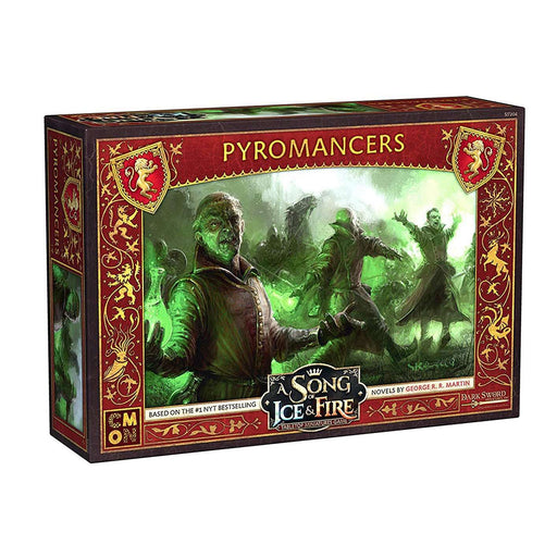 A Song of Ice and Fire: Pyromancers Unit Box - TOYTAG