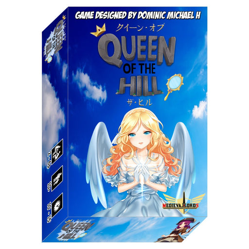 Queen of the Hill - TOYTAG