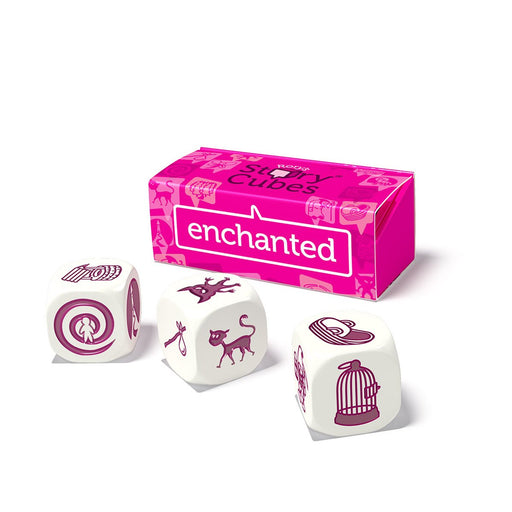 Rory's Story Cubes: Enchanted