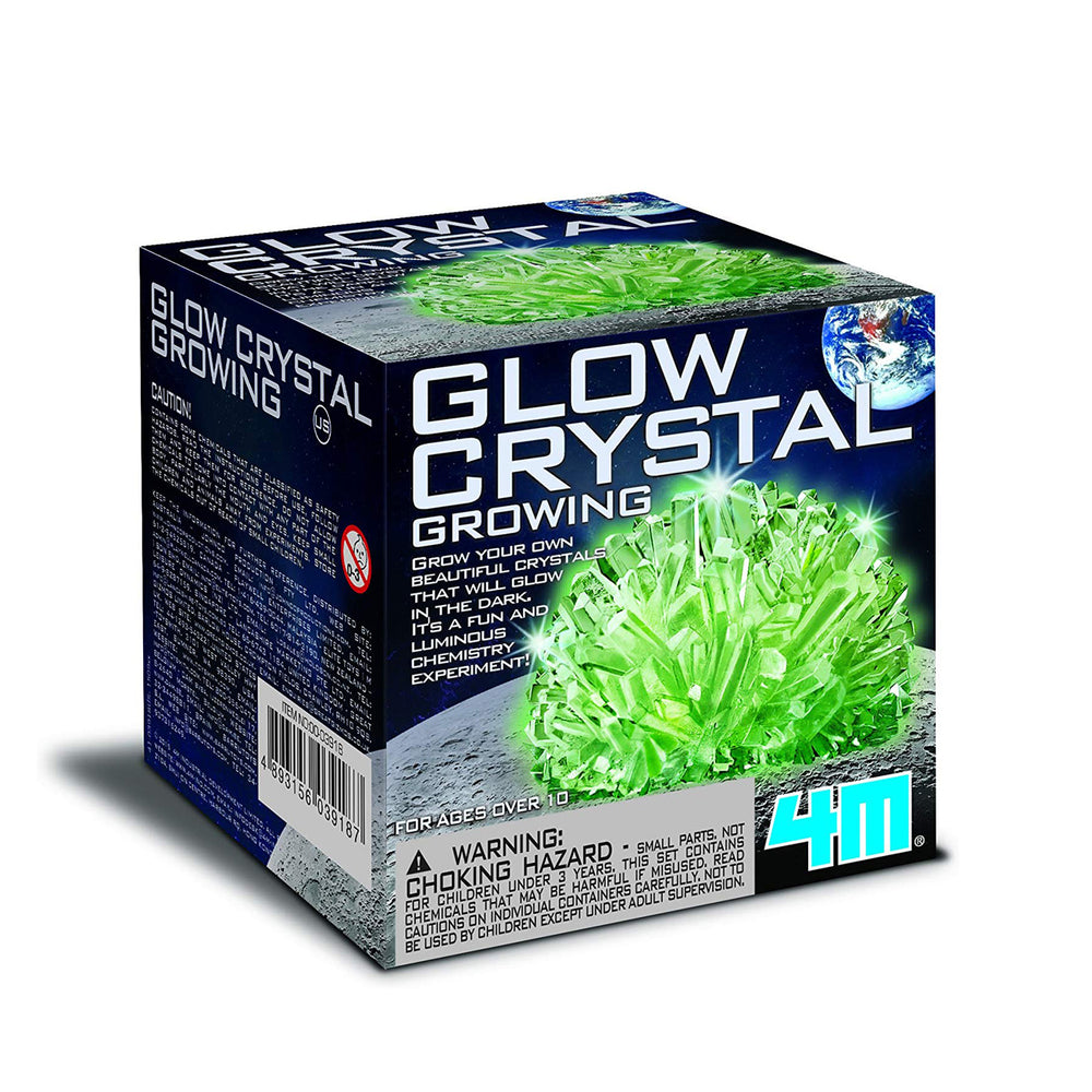 4M Glow Crystal Growing Kit
