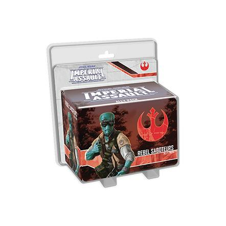Imperial Assault Ally Pack