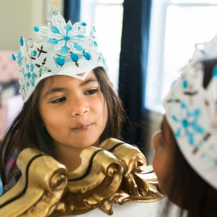 My Ice Princess Crown - TOYTAG