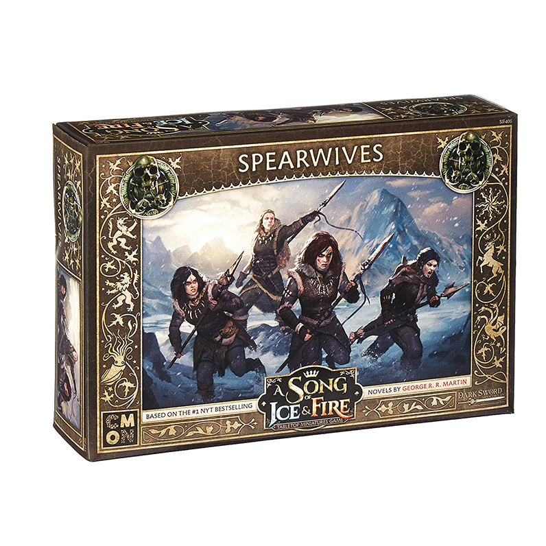 A Song of Ice and Fire: Spearwives Unit Box - TOYTAG
