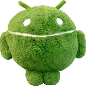"Squishable Android 15"" Plush"