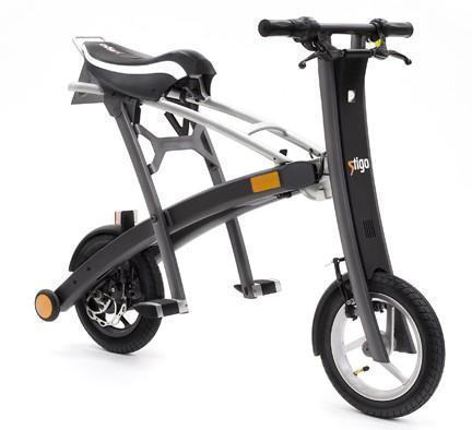Stigo - Electric Scooter with Seat
