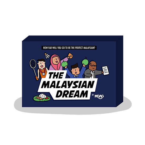 The Malaysian Dream Card Game (MGAG)