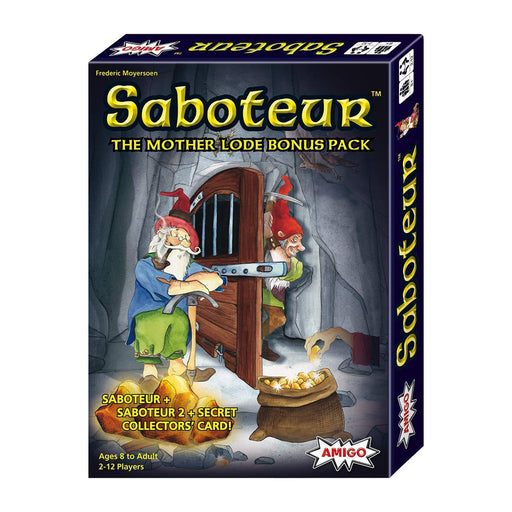 Saboteur: The Mother Lode Bonus Pack