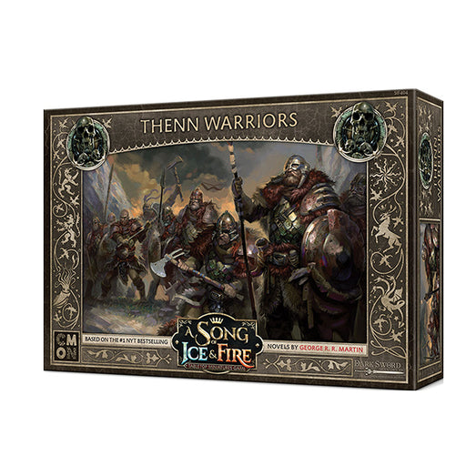 A Song of Ice and Fire: Thenn Warriors Unit Box