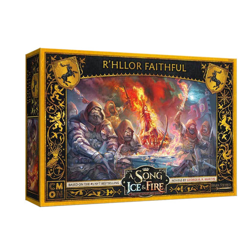 A Song of Ice and Fire : R'hllor Faithful Unit Box