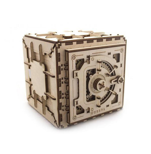 UGEARS 3D Wooden Puzzle - Safe