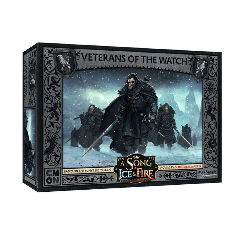 A Song of Ice and Fire: Night's Watch Veterans of the Watch Unit Box