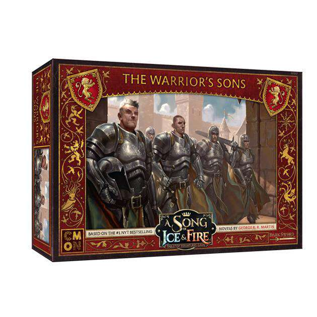 A Song of Ice and Fire: The Warrior's Sons Unit Box - TOYTAG