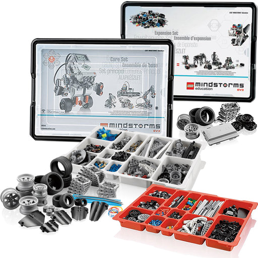 LEGO MINDSTORMS Education EV3 + Expansion Bundle