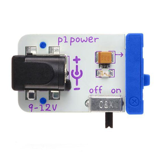 littleBits Power, p1