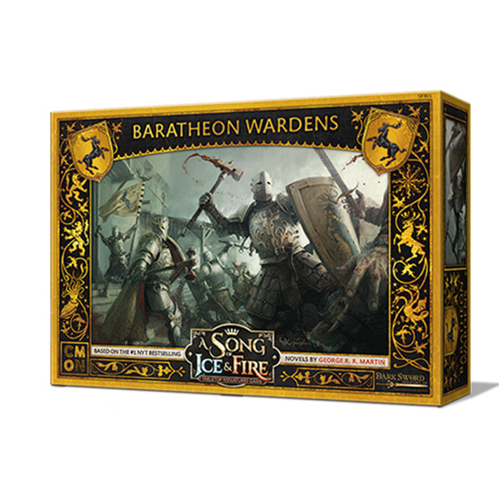 A Song of Ice and Fire : Baratheon Wardens Unit Box